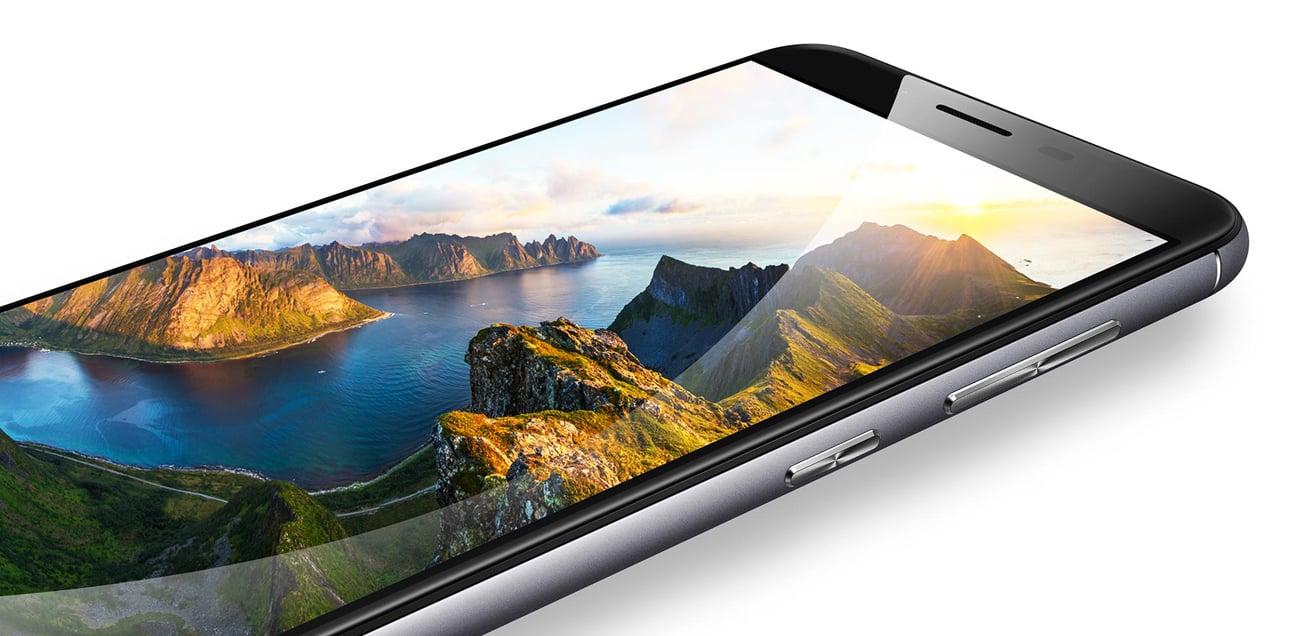ASUS Zenfone 3 Max Laser ZC553KL ekran 5.5'' HD IPS 450nit