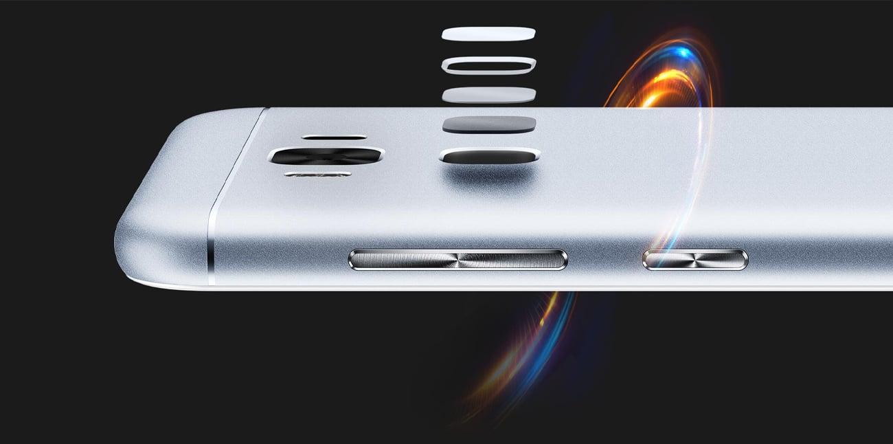 ASUS Zenfone 3 Max Laser ZC553KL czytnik linii papilarnych