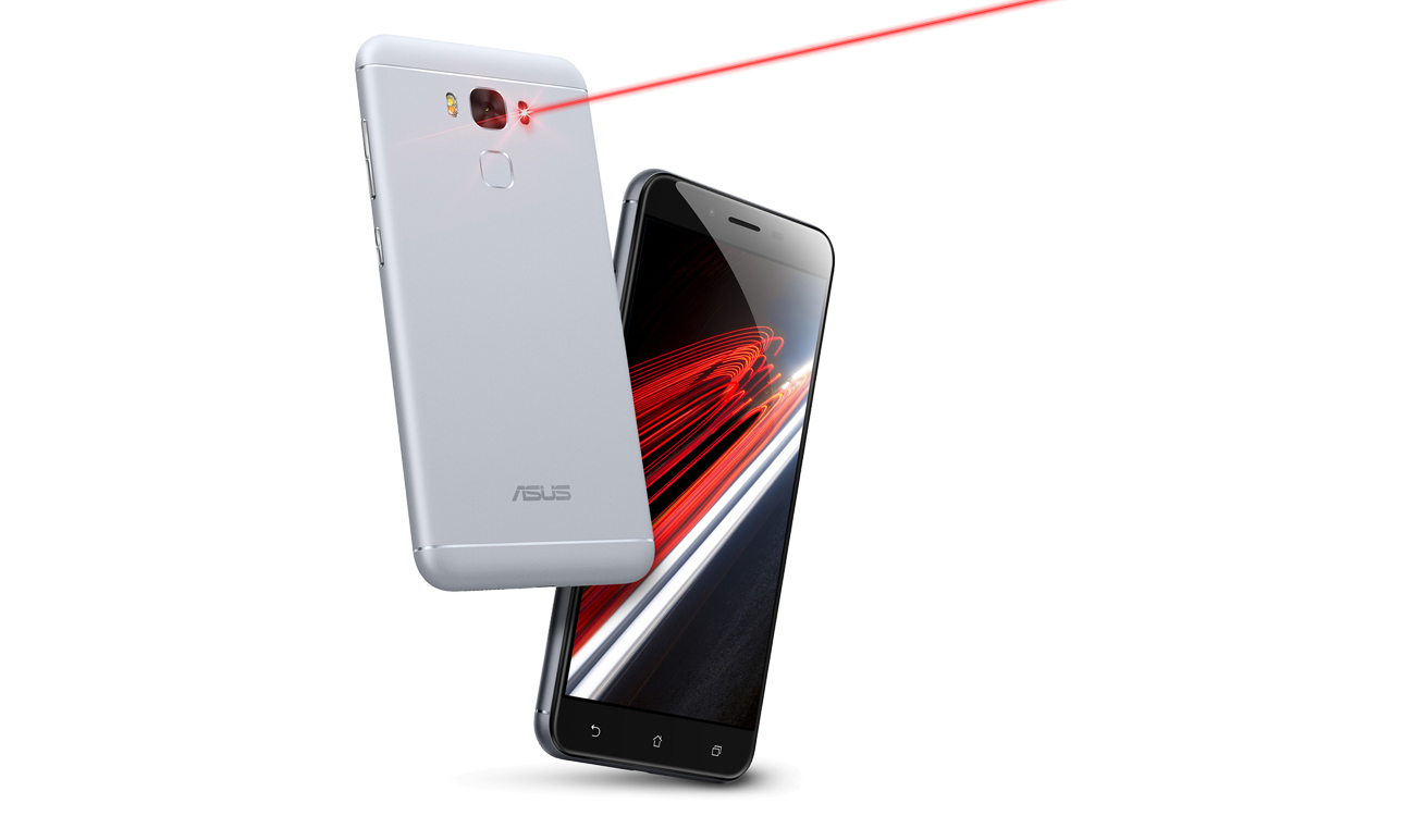 ASUS Zenfone 3 Max Laser ZC553KL laserowy autofocus