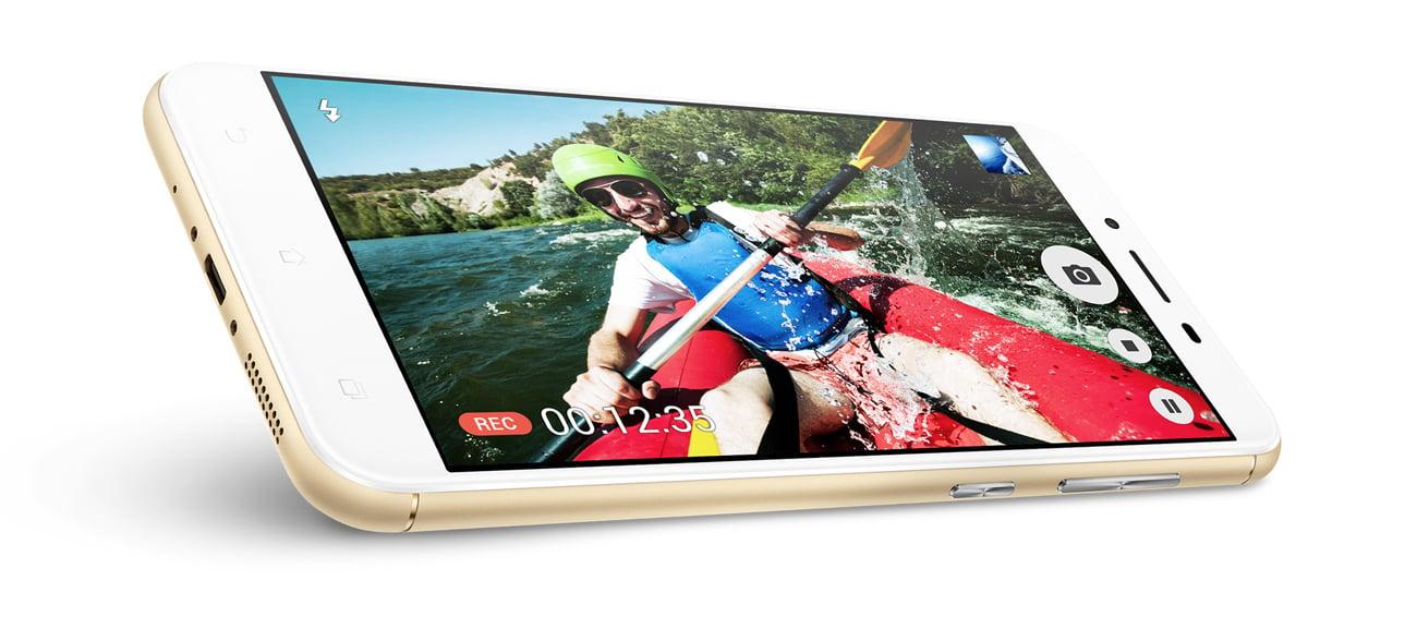 ASUS Zenfone 3 Max Laser ZC553KL stabilizacja obrazu EIS