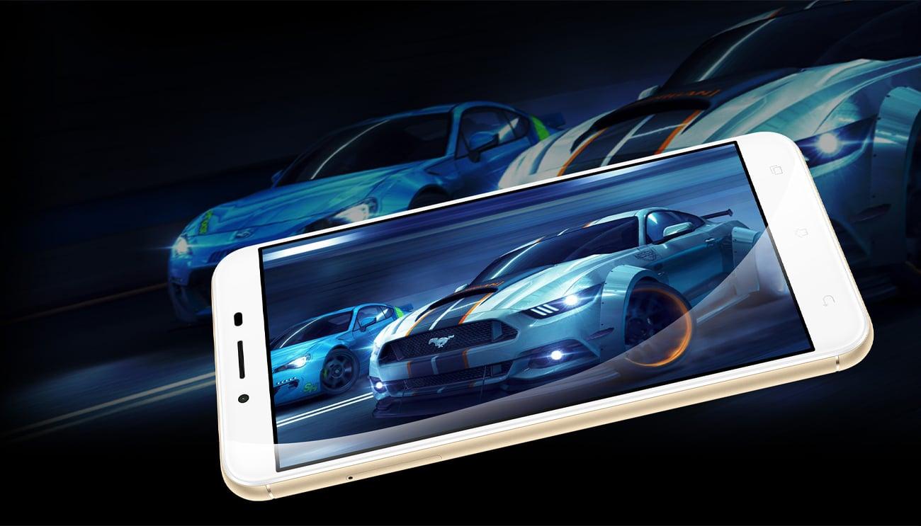 ASUS Zenfone 3 Max Laser ZC553KL procesor Snapdragon 430