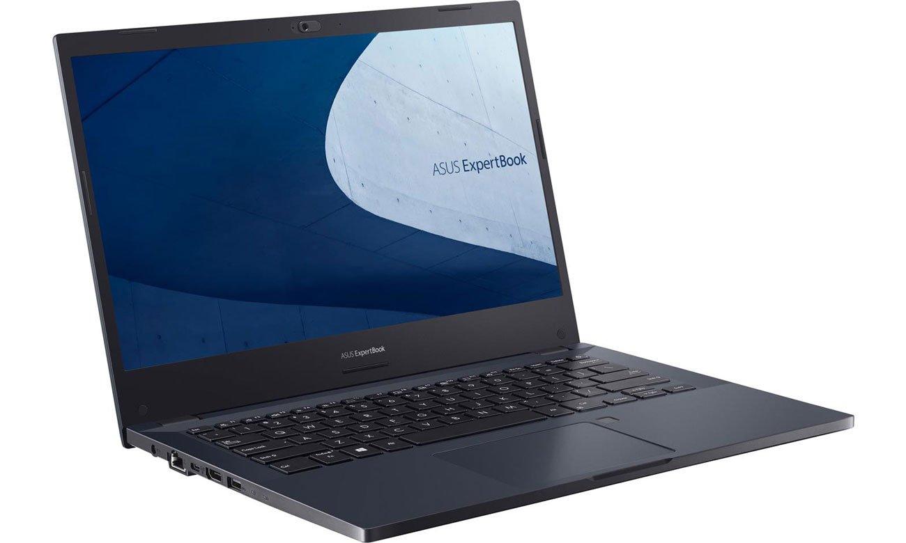 ASUS ExpertBook P2 porty rozszerzeń