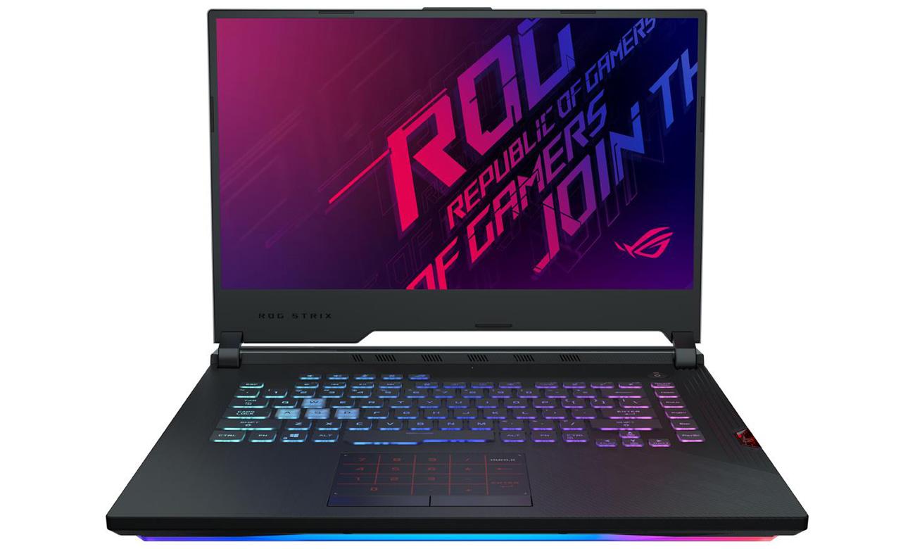 Podświetlana klawiatura RGB