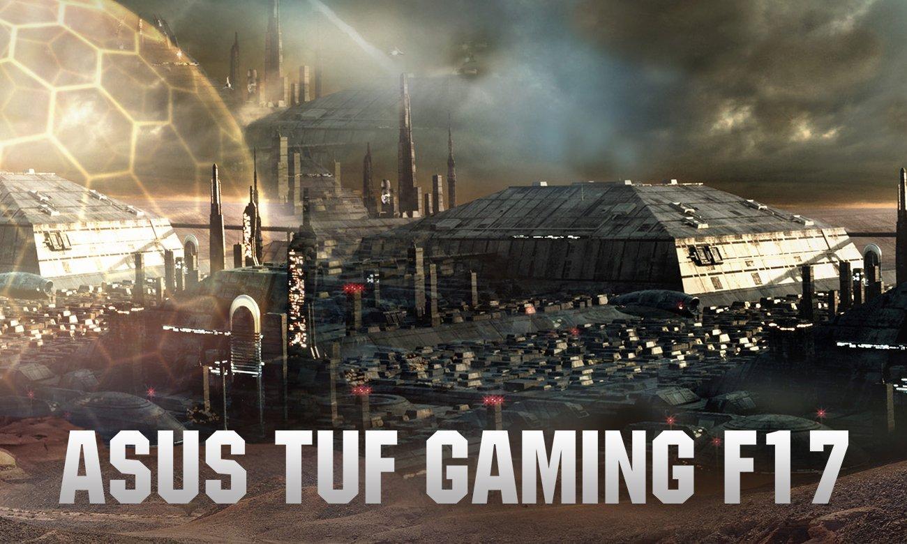 Laptop gamingowy ASUS TUF Gaming F17