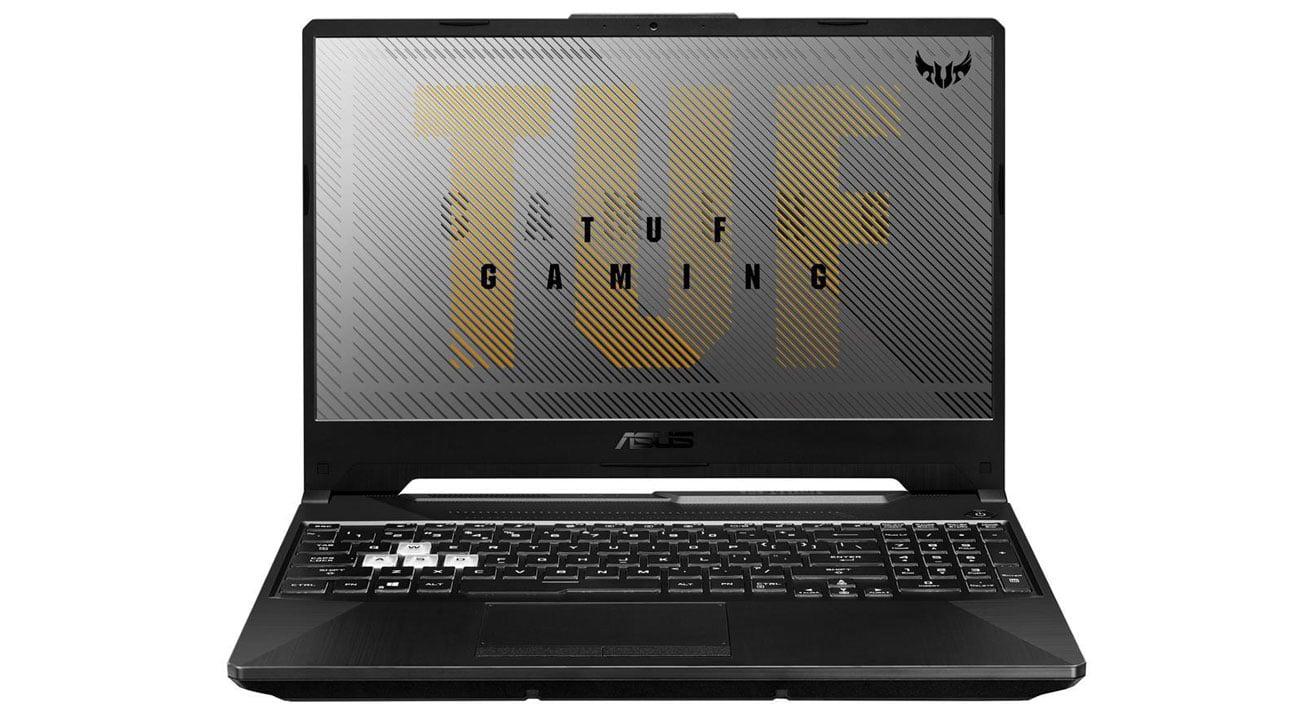 Odświeżanie matrycy 144 hz ASUS TUF Gaming FX506