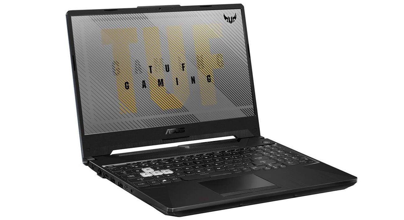 Karta graficzna Nvidia Geforce GTX ASUS TUF Gaming FX506