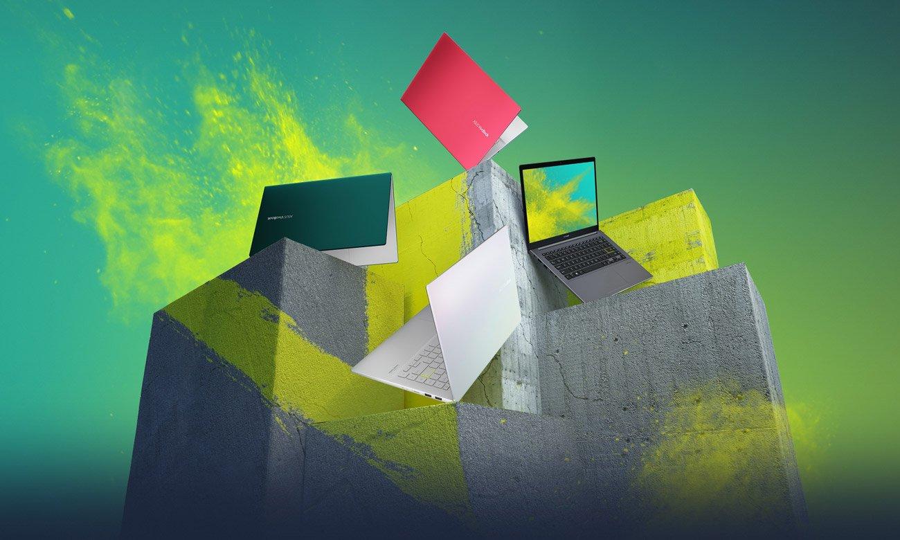 Laptop ultramobilny ASUS VivoBook S14 S433EA