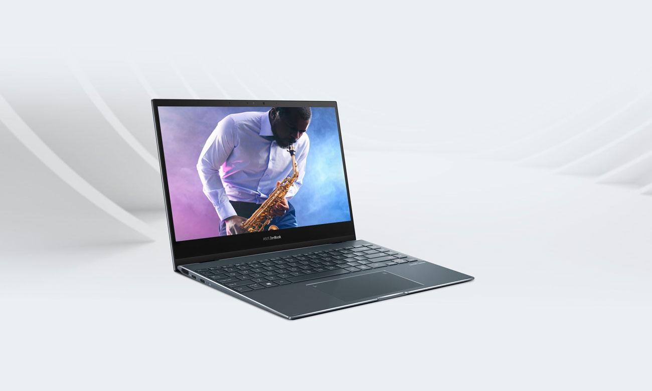 dźwięk ASUS ZenBook 13 UX363