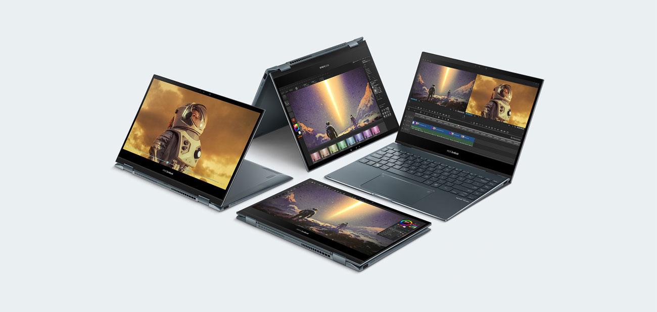 laptop konwertowalny ASUS ZenBook 13 UX363