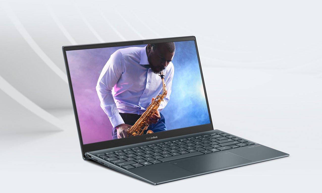 Nowy i piękny ZenBook 14