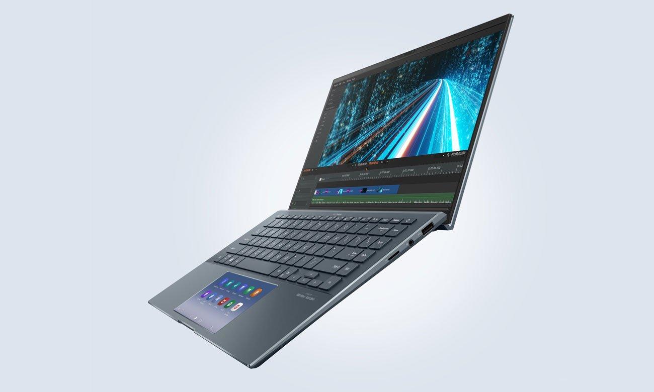 Laptop ultramobilny ASUS Zenbook 14 UX435