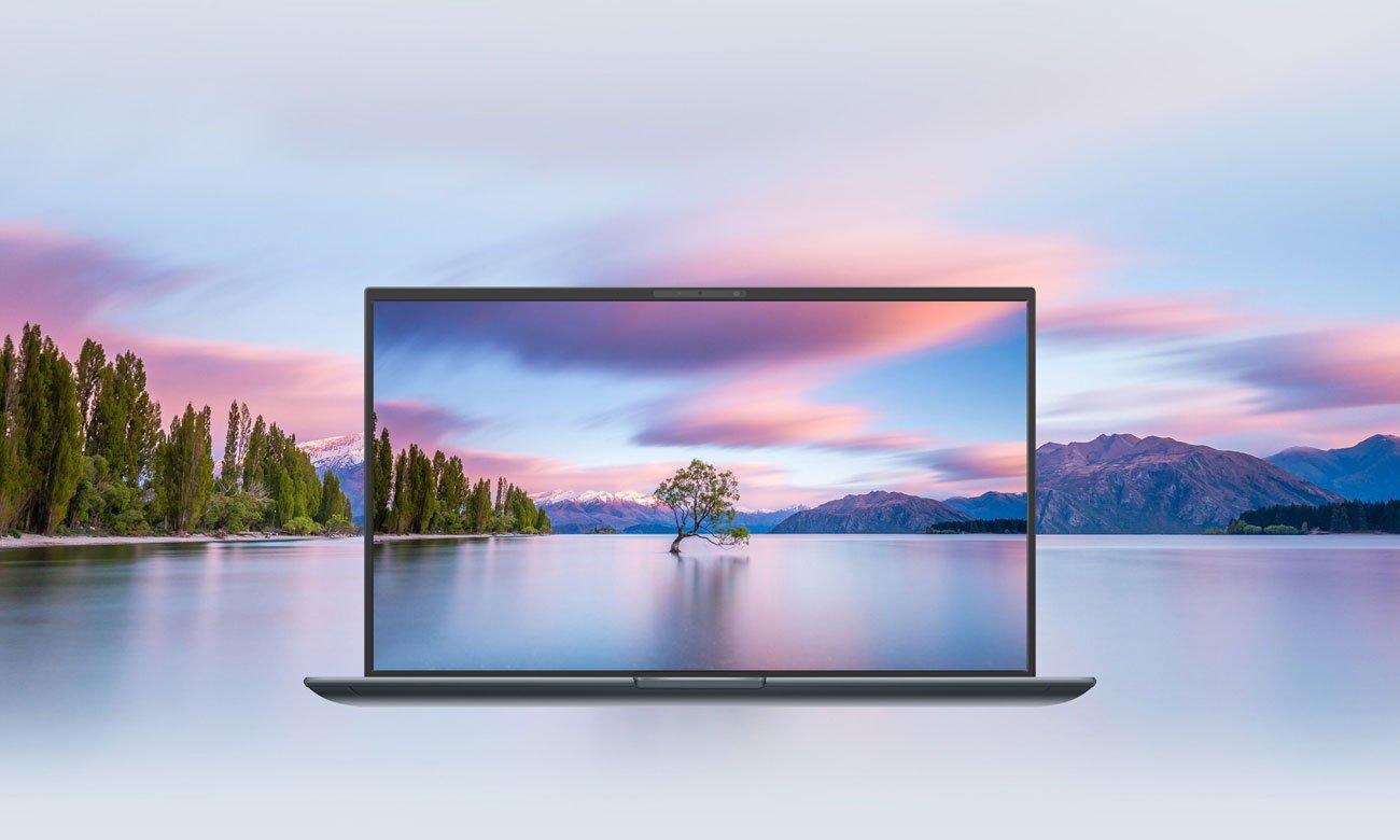 ASUS Zenbook 14 UX435 ekran NanoEdge