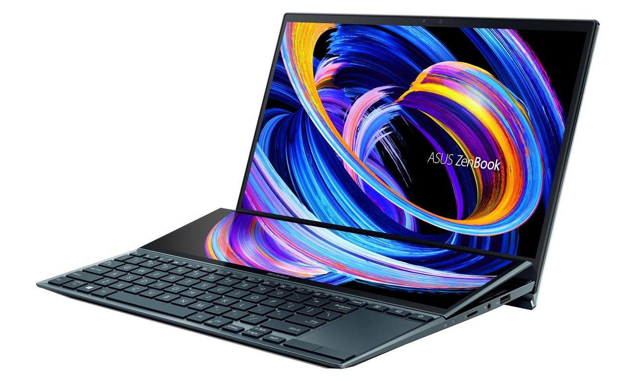Laptop biznesowy ASUS ZenBook Duo UX482