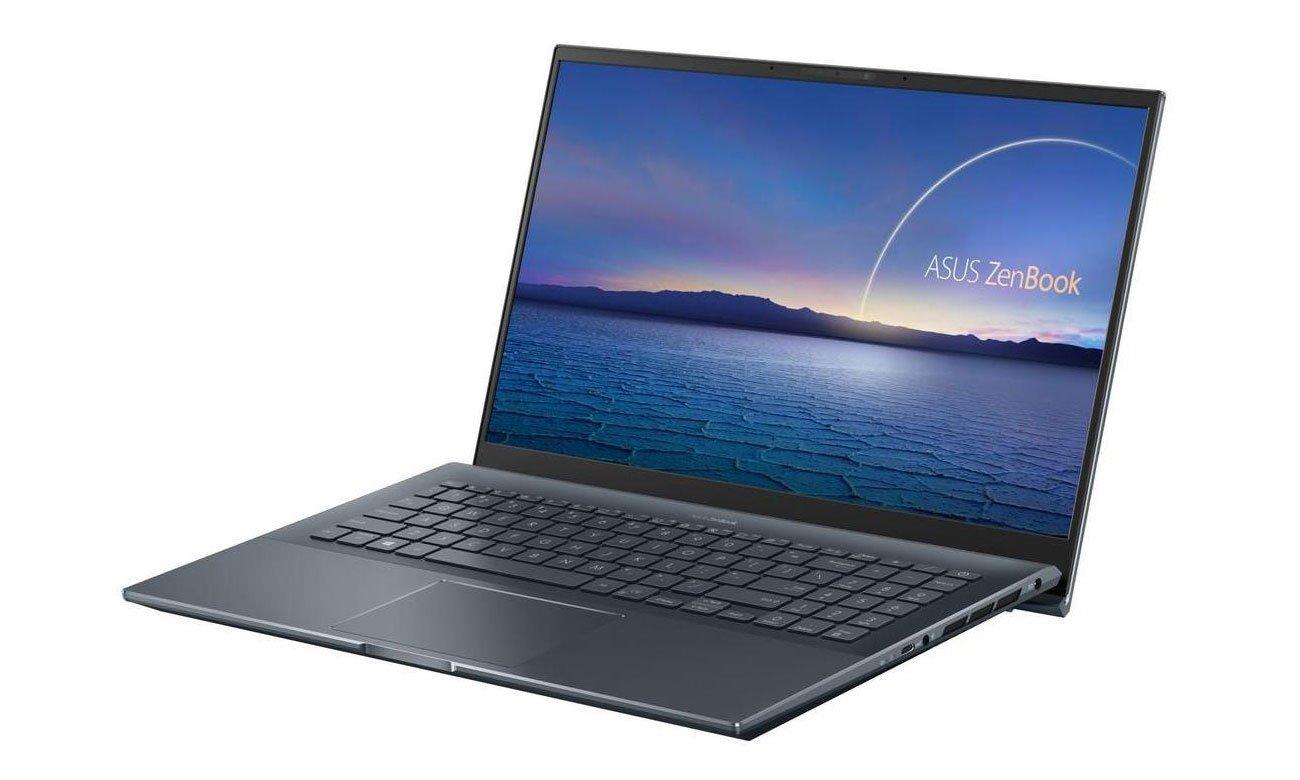 Laptop ASUS ZenBook Pro 15 UX535 prawy bok