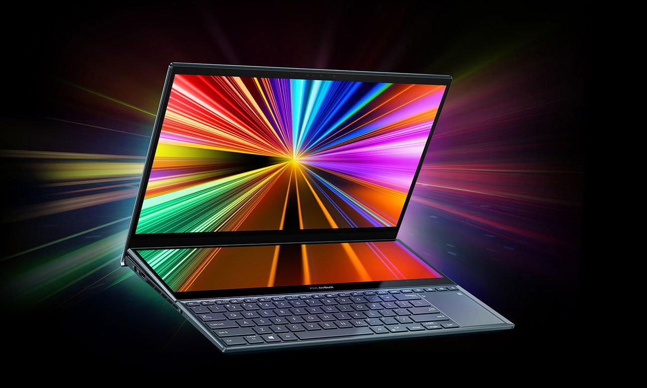 Laptop biznesowy ASUS ZenBook ProDuo