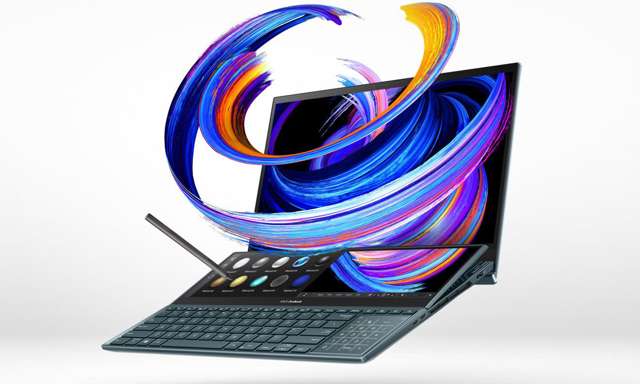 ASUS ZenBook ProDuo OLED