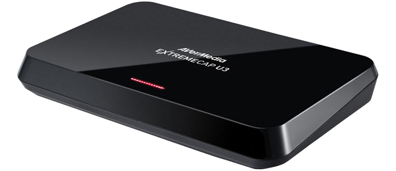 Karta przechwytująca wideo AVerMedia Extreme Cap U3 61CV7100A0AD