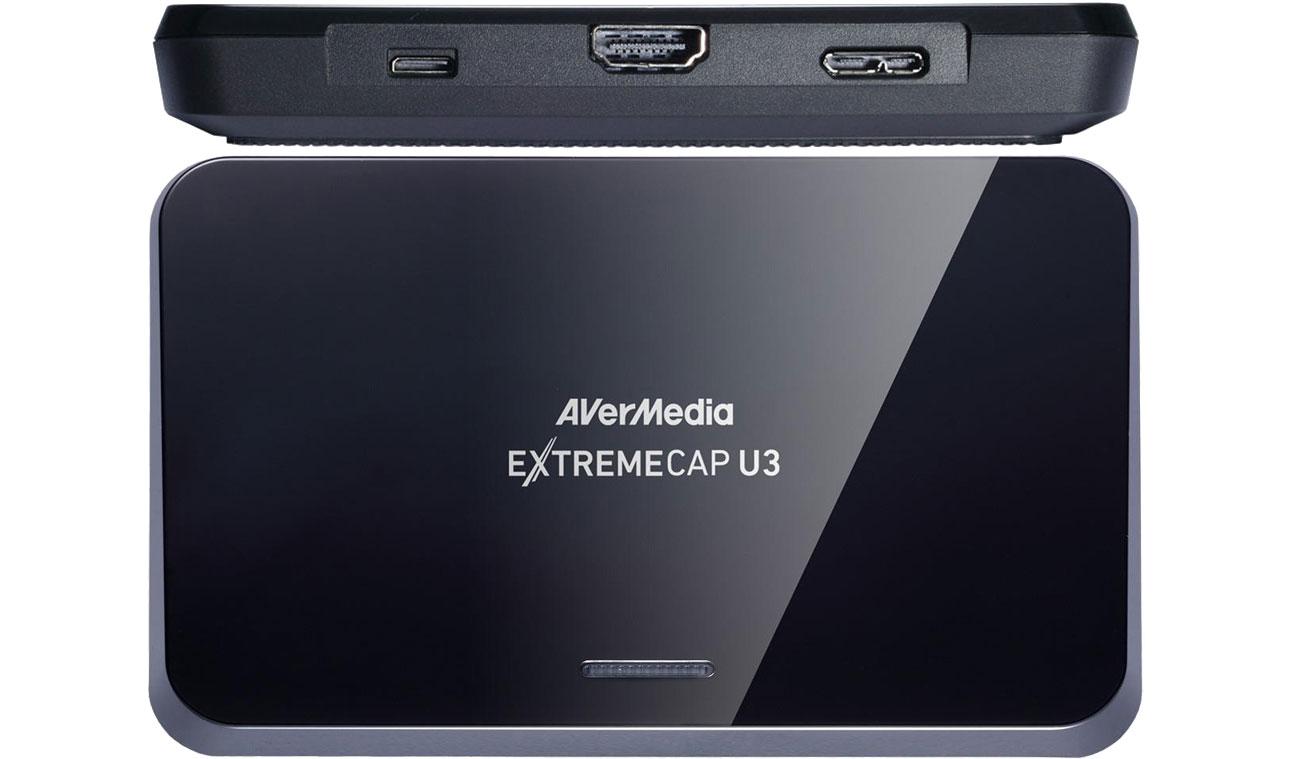 AVerMedia Extreme Cap U3 Złącza
