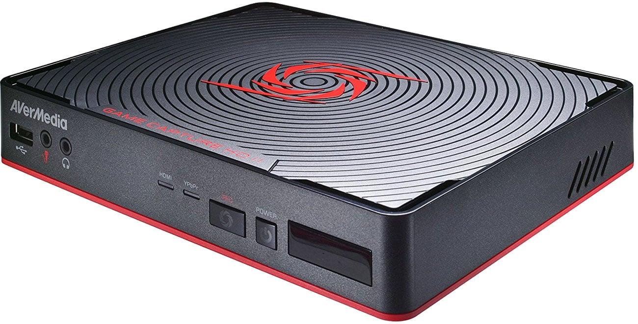 Karta przechwytująca wideo AVerMedia Game Capture HD II 61C2850000AD-CED