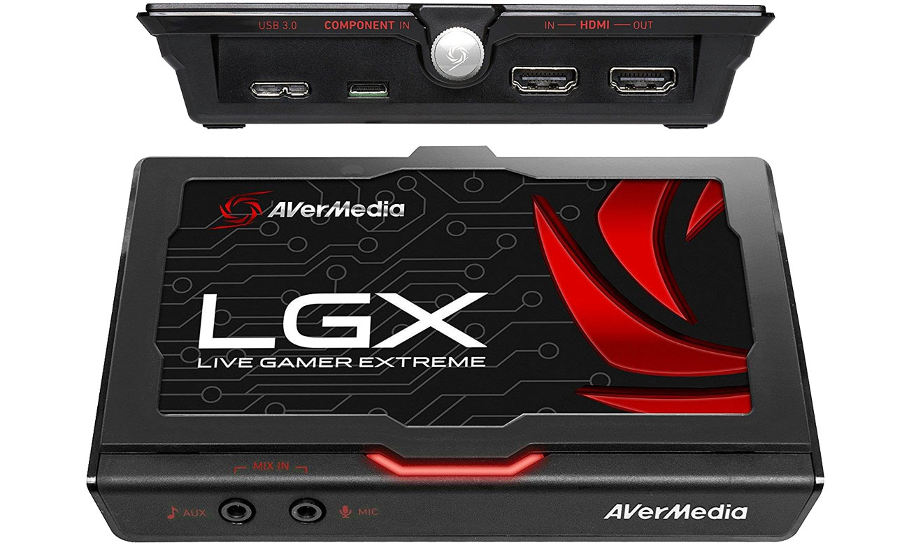 AVerMedia Live Gamer Extreme Łączenie audio