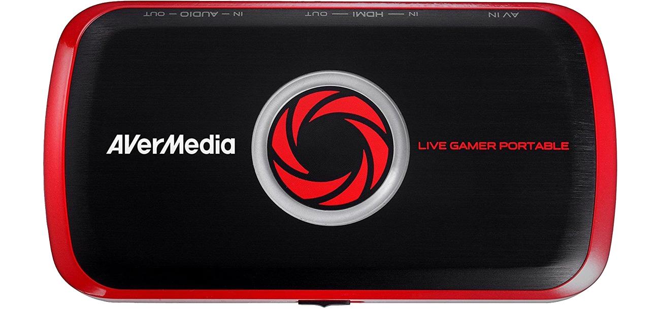 Karta przechwytująca wideo AVerMedia Live Gamer Portable 61C8750000AE