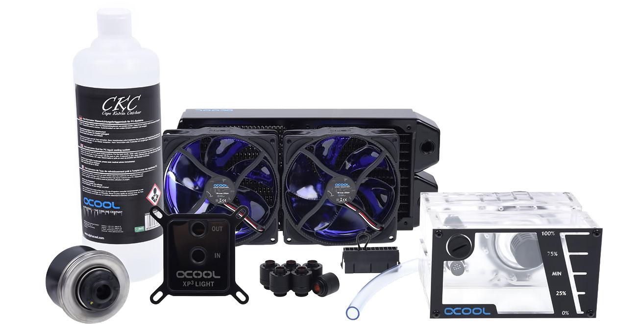 Chłodzenie wodne Alphacool NexXxoS Cool Answer 240 D5/XT