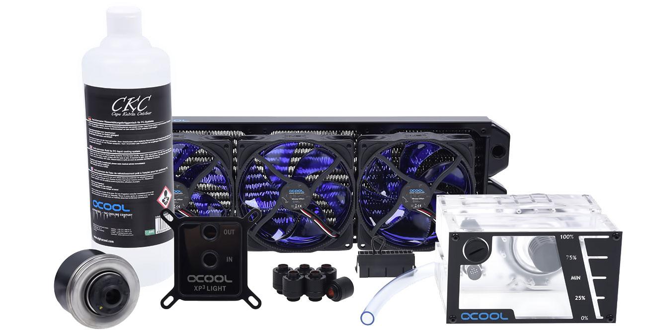 Chłodzenie wodne Alphacool NexXxoS Cool Answer 360 D5/ST 40211