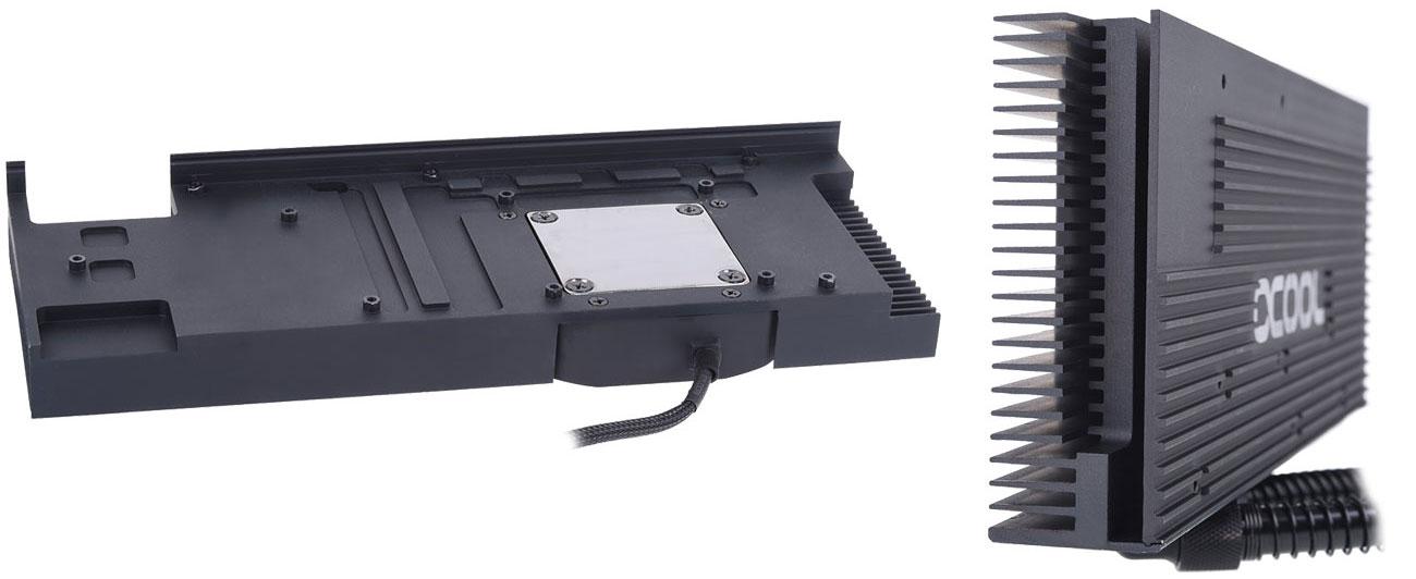Alphacool Eiswolf 240 GPX Pro Radiator