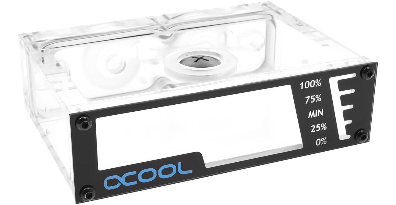 Alphacool NexXxoS Cool Answer 120 LT/ST Zbiornik płynu 5,25''