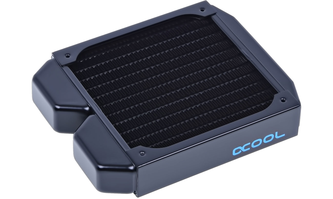 Alphacool NexXxoS Cool Answer 120 LT/ST Chłodnica i wentylator 120 mm