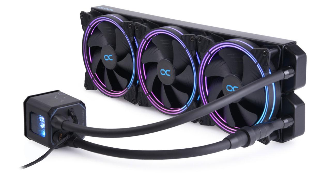 Eisbaer Aurora 420 CPU 3x140mm