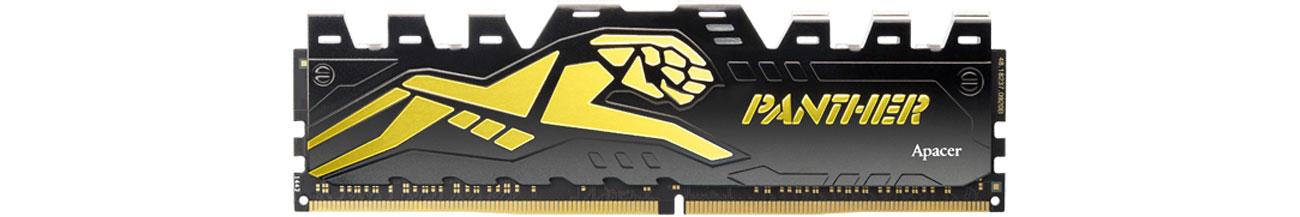 Pamięć RAM DDR4 Apacer Panther Golden EK.08G2V.GEC