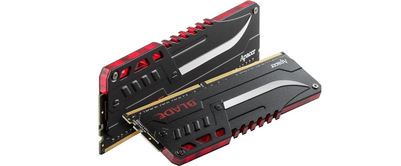 Pamięć RAM DDR4 Apacer Blade Fire EK.16GAZ.GJDK2