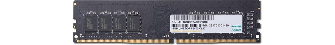 Pamięć RAM DDR4 Apacer EL.16G2T.GFH