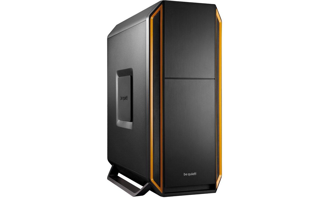be quiet! Silent Base 800 czarno-pomarańczowa BG001