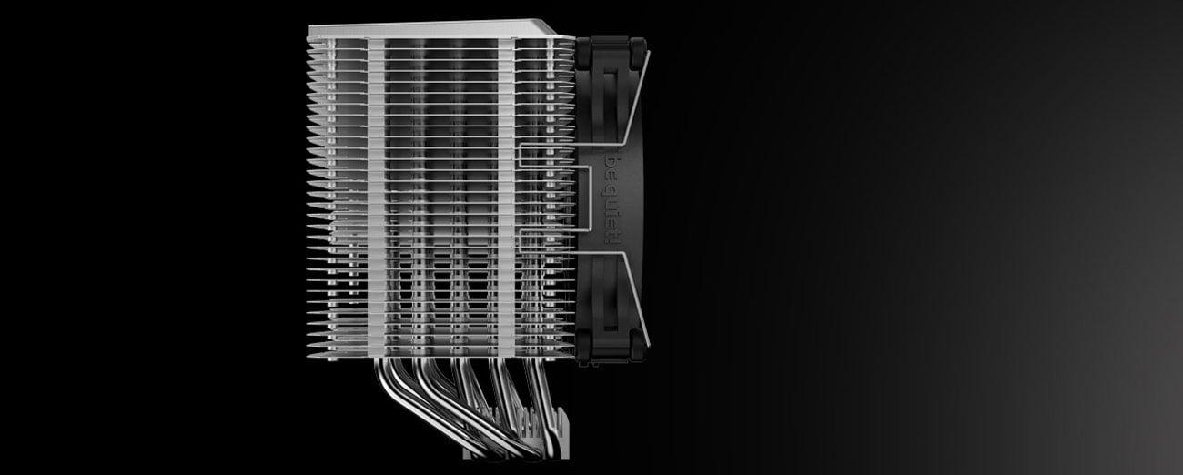 Chłodzenie procesora be quiet! Shadow Rock 3 120mm