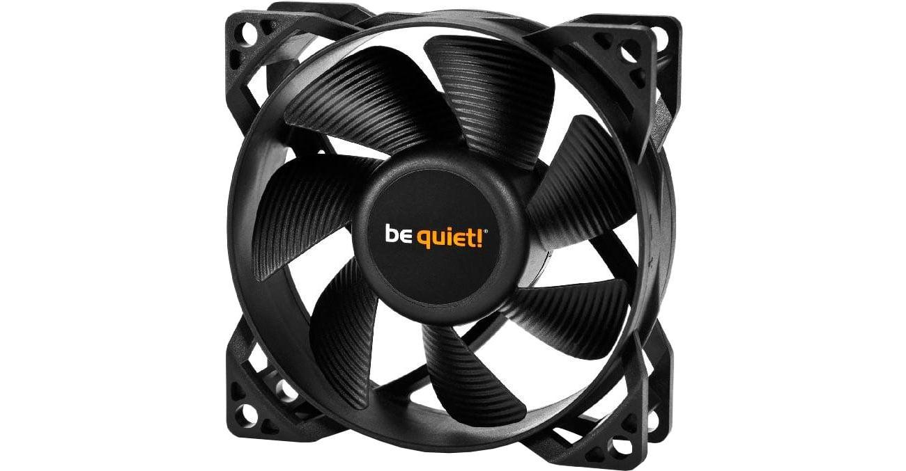 Wentylator do komputera be quiet! Pure Wings 2 80mm 18,2 dBA BL044