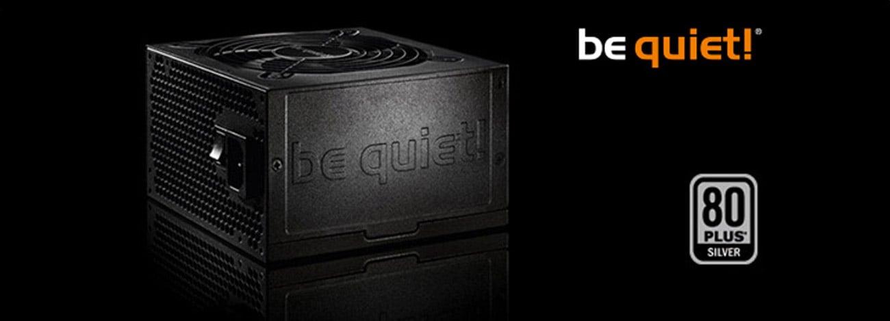be quiet! 450W System Power 7 wydajność