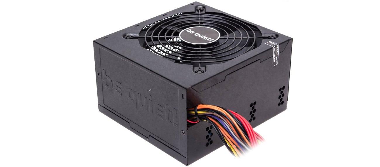 Zasilacz do komputera be quiet! 450W System Power 7 OEM BN143