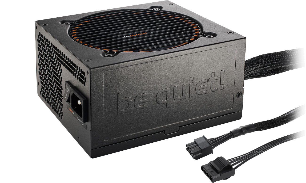 be quiet! 500W PURE POWER 11 CM Kable