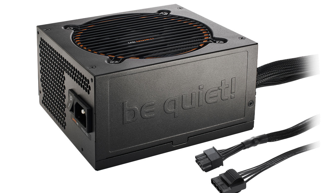 be quiet! 600W PURE POWER 11 CM Kable