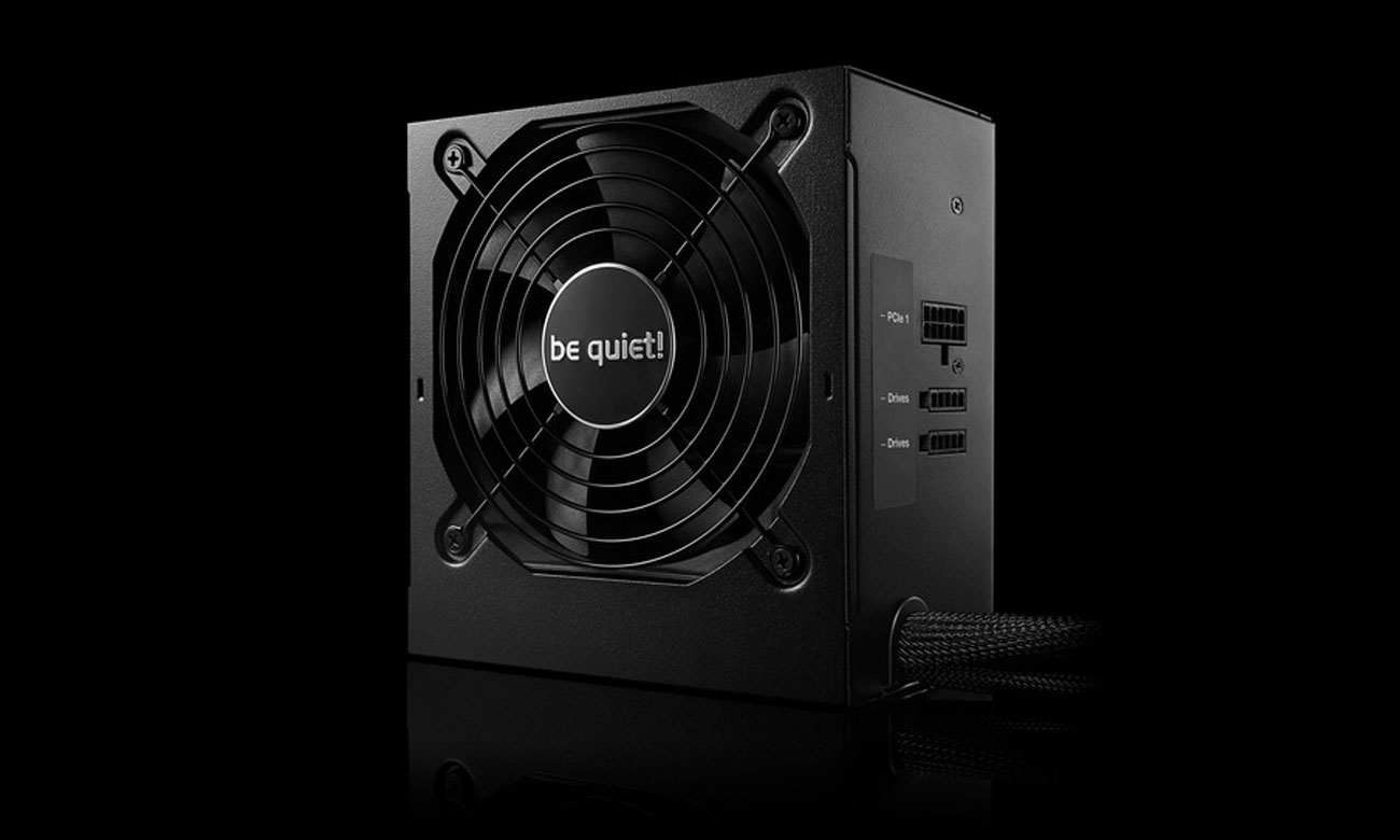 Zasilacz be quiet! System Power 9 400W CM