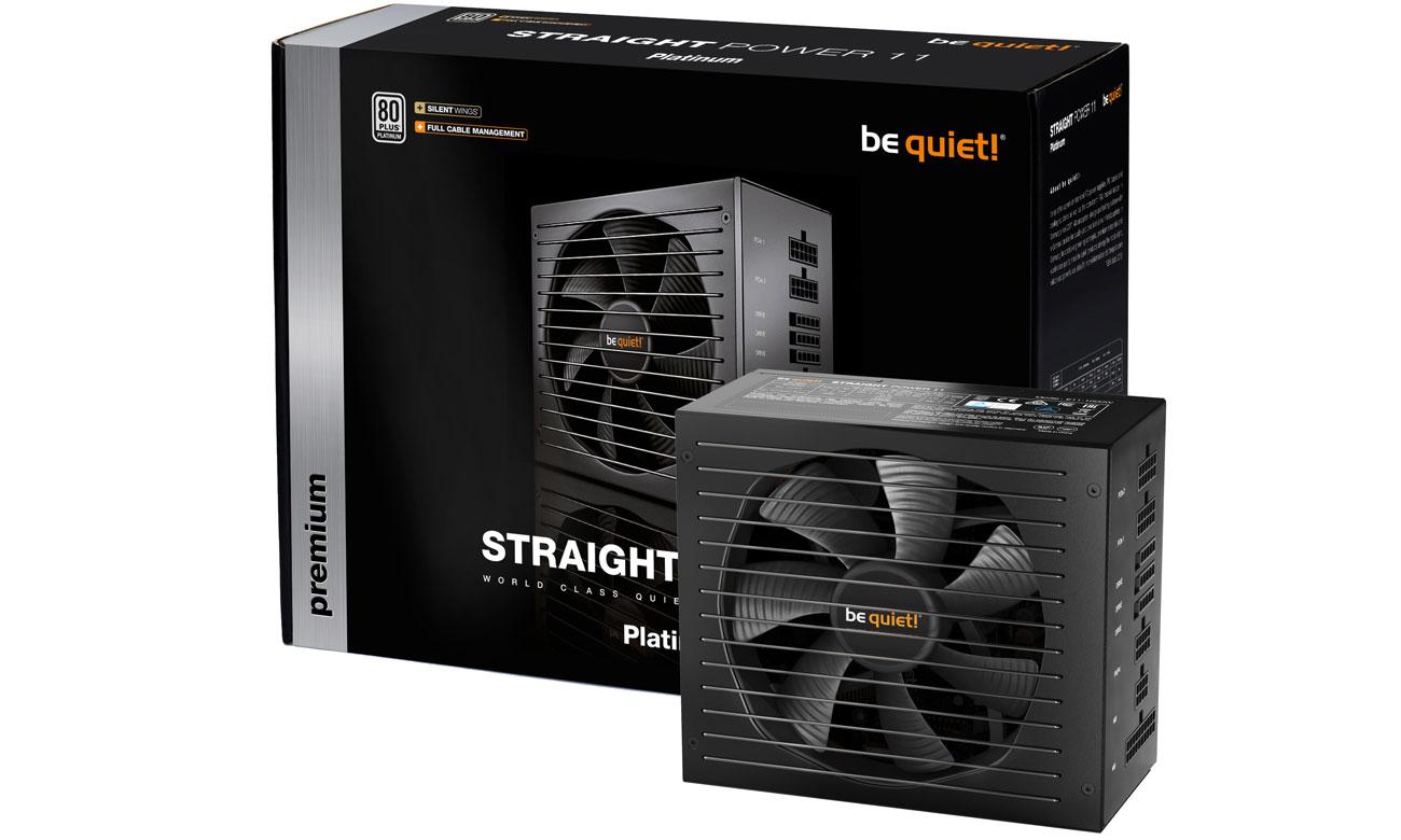 Zasilacz do komputera be quiet! Straight Power 11 750W 80 Plus Platinum BN307