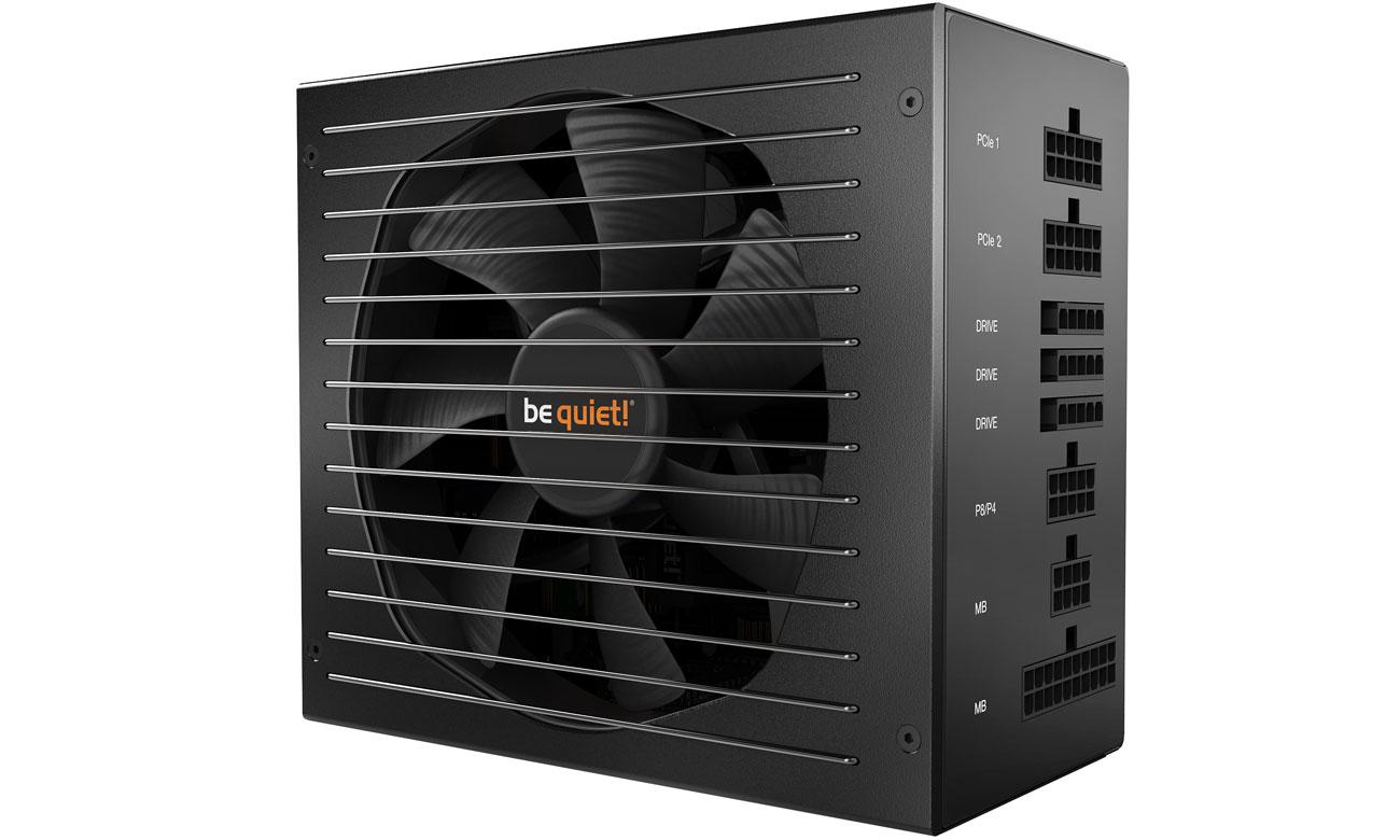 be quiet! Straight Power 11 Platinum - Chłodzenie