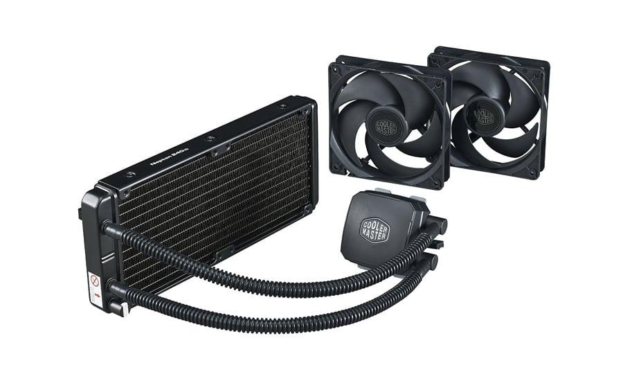 Chłodzenie do procesora Cooler Master Nepton 240M RL-N24M-24PK-R1