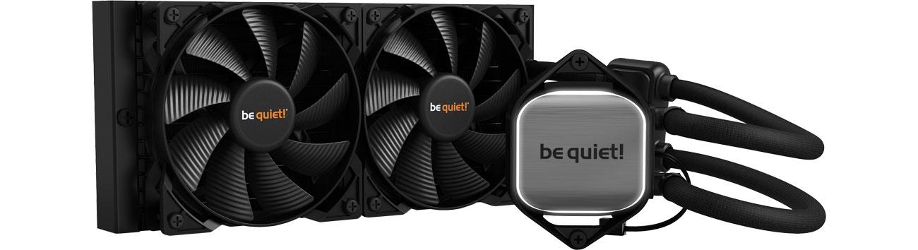 Chłodzenie procesora be quiet! Pure Loop 240mm 2x120mm BW006