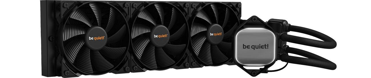 Chłodzenie procesora be quiet! Pure Loop 360mm 3x120mm BW008