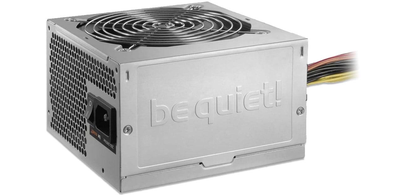 Zasilacz komputerowy Be Quiet 450W System Power B8 BN258