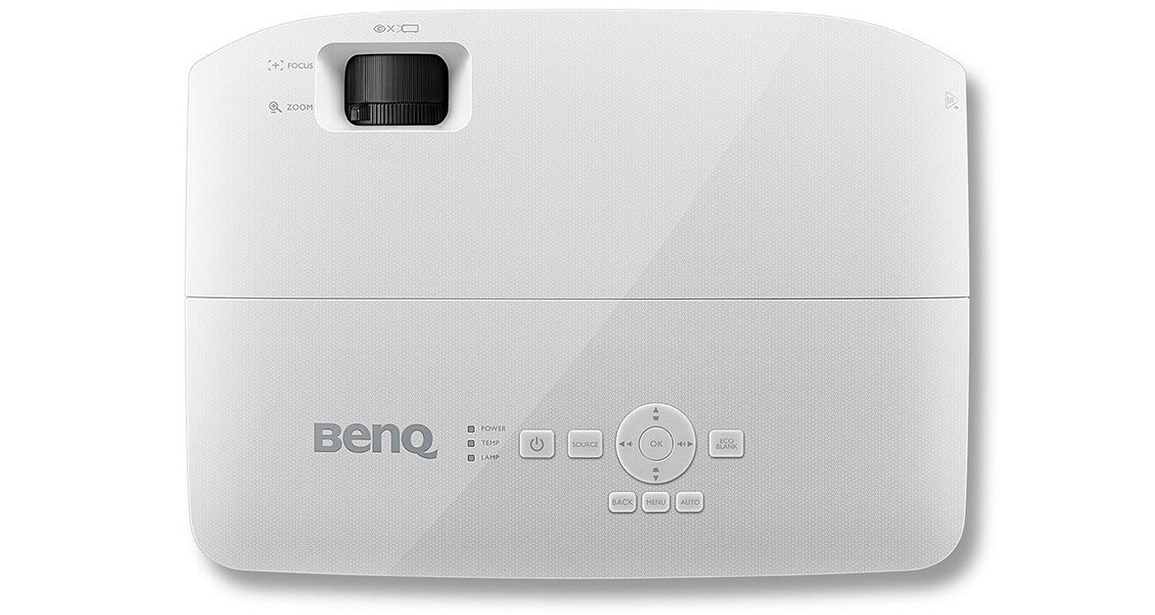 BenQ MW535 Kontrast