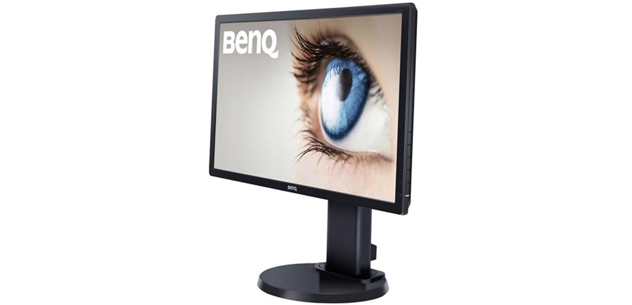 BenQ BL2205PT cztery porty